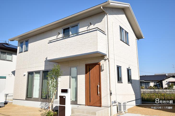 【ダイワハウス】セキュレア片島II (分譲住宅)の画像