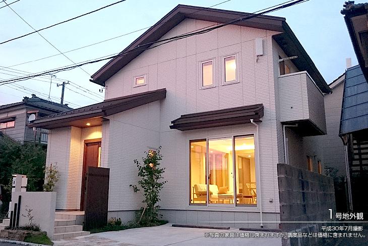 【ダイワハウス】まちなかジーヴォ小針 (分譲住宅)の画像