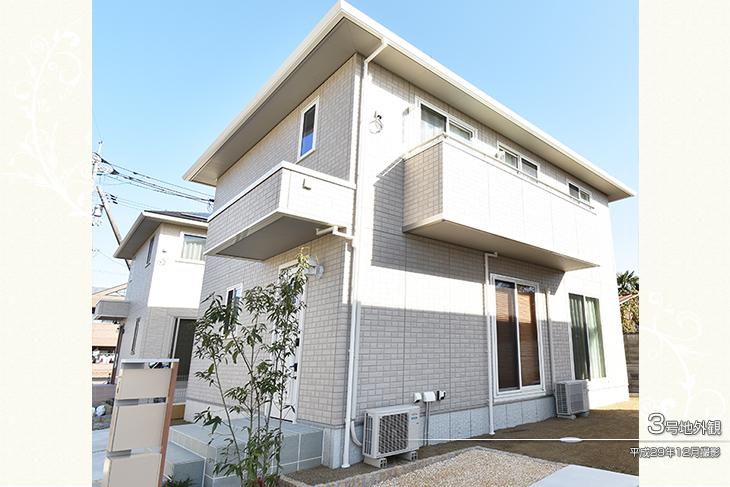 【ダイワハウス】セキュレア西阿知町西原II (分譲住宅)の画像