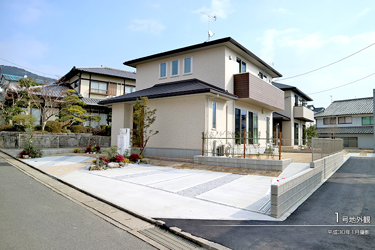 【ダイワハウス】セキュレア高良内 (分譲住宅)の画像