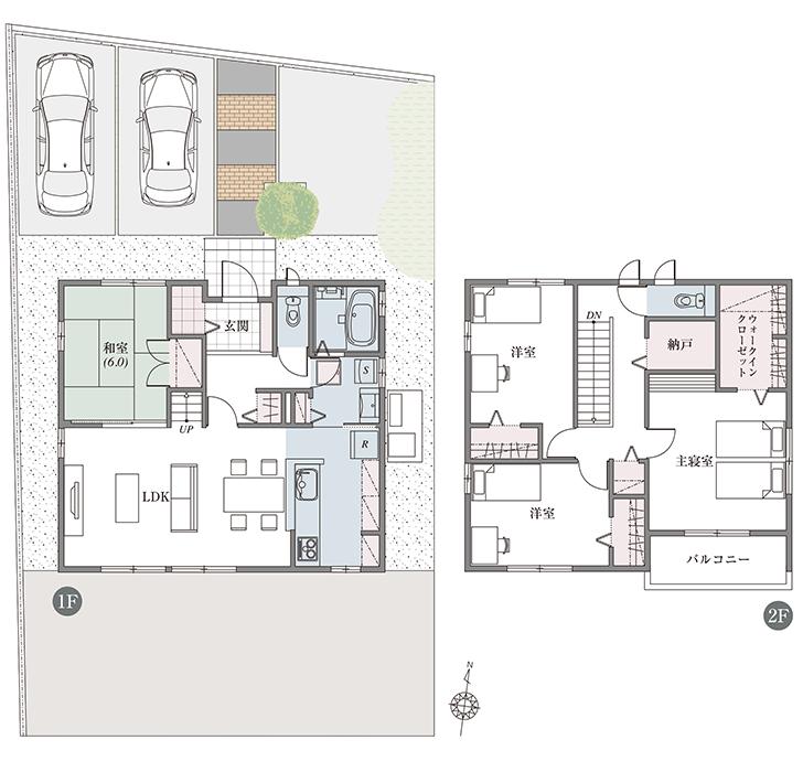 【ダイワハウス】セキュレア昭和西条 (分譲住宅)の画像