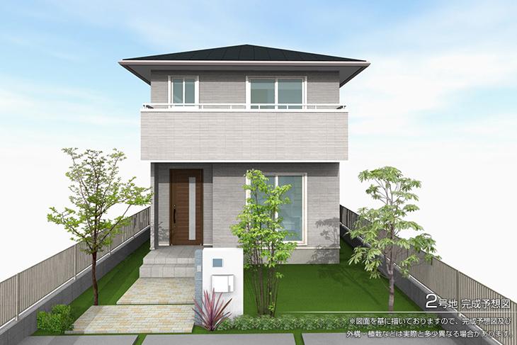 【ダイワハウス】セキュレア大和町 (分譲住宅)の画像
