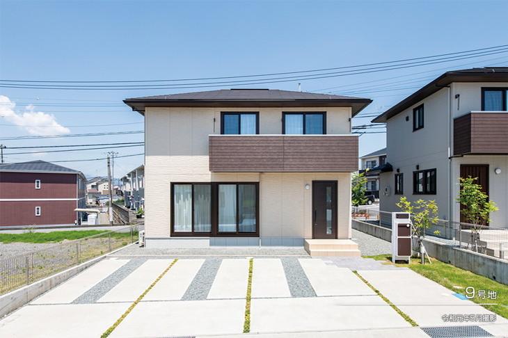 【ダイワハウス】セキュレア富士宮小泉 (分譲住宅)の画像
