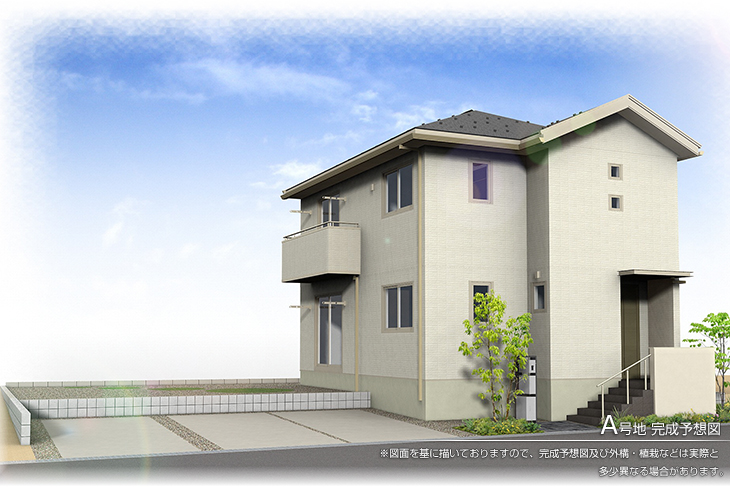 【ダイワハウス】セキュレア水落町4丁目 「家事シェアハウス」 (分譲住宅)の画像