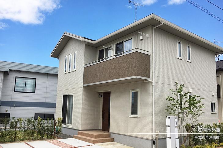 【ダイワハウス】セキュレア亀田1丁目「家事シェアハウス」 (分譲住宅)の画像