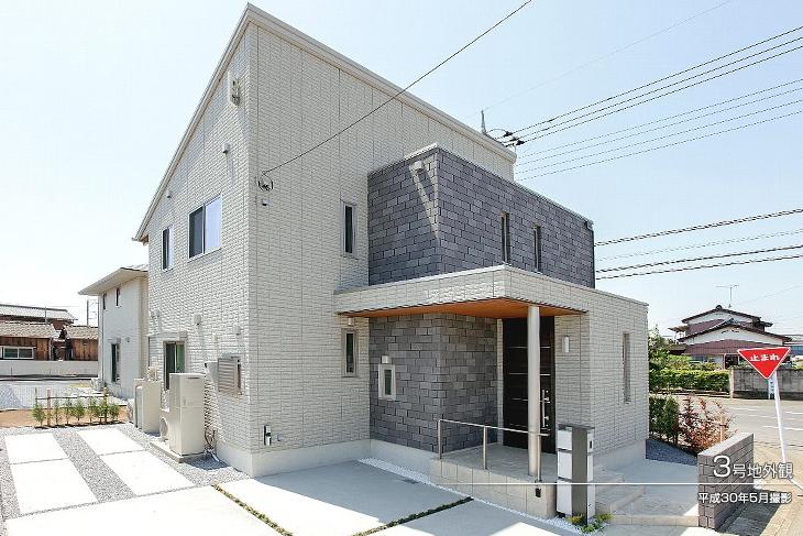 【ダイワハウス】まちなかジーヴォ野木町丸林 (分譲住宅)の画像
