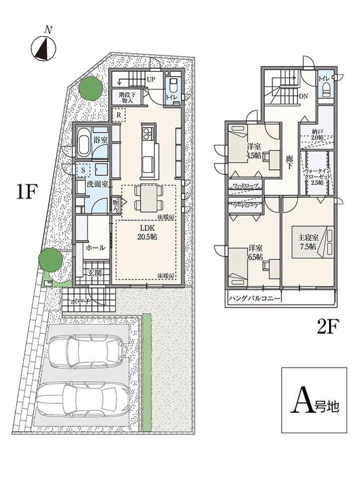 【ダイワハウス】セキュレア本荘西 (分譲住宅)の画像