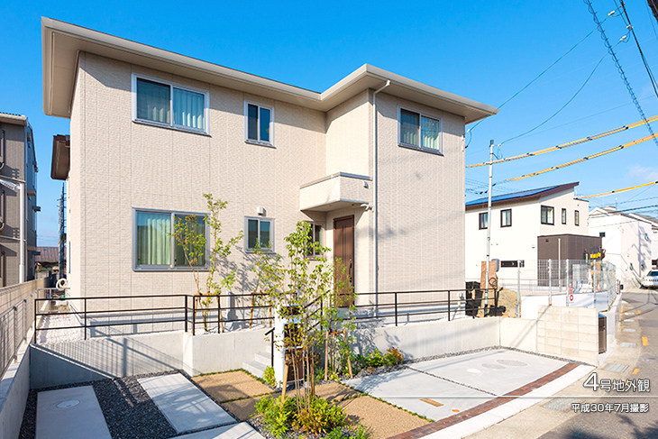 【ダイワハウス】セキュレア沖浜II (分譲住宅)の画像