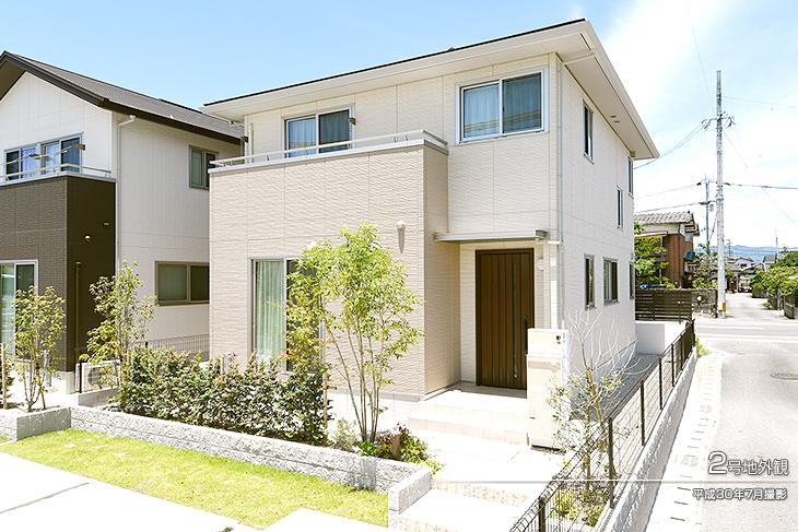 【ダイワハウス】セキュレア兵庫南II (分譲住宅)の画像