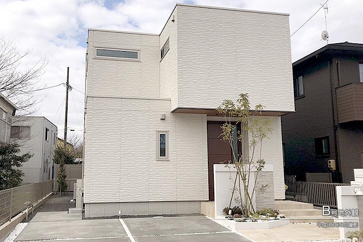【ダイワハウス】まちなかジーヴォ葵区西千代田町 (分譲住宅)の画像