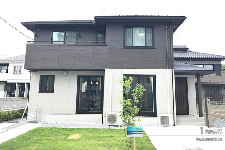 【ダイワハウス】セキュレア今泉町 (分譲住宅)の画像