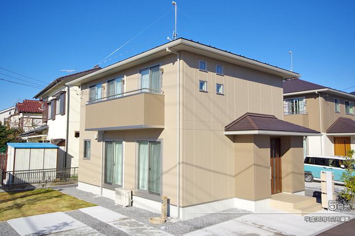 【ダイワハウス】セキュレア下川俣 (分譲住宅)の画像