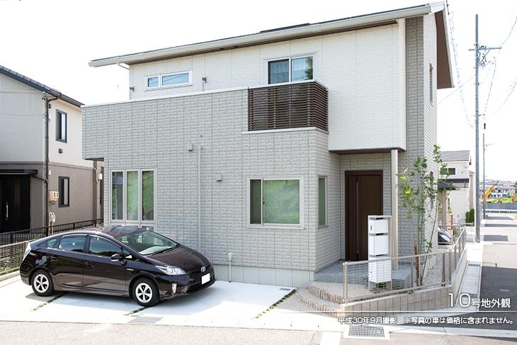 【ダイワハウス】まちなかジーヴォ東郷町 (分譲住宅)の画像