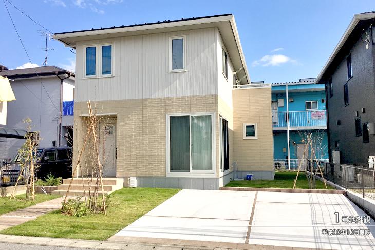 【ダイワハウス】セキュレア五井西 (分譲住宅)の画像