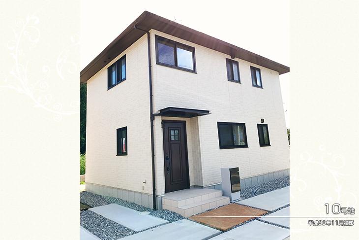 【ダイワハウス】セキュレア小屋南 (分譲住宅)の画像
