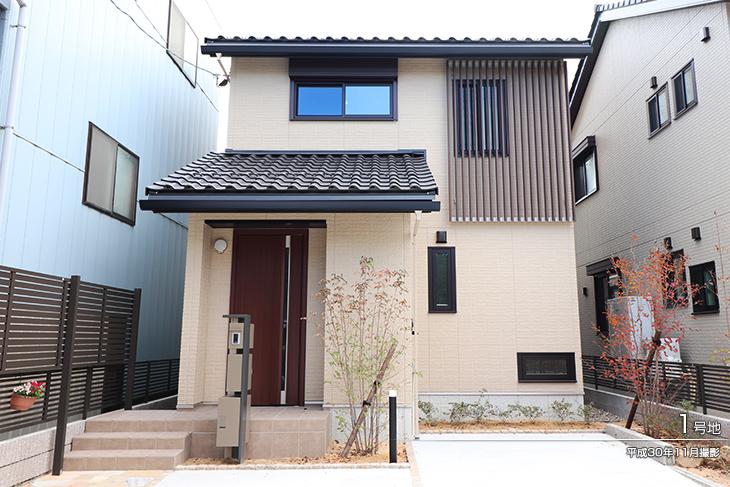 【ダイワハウス】セキュレア金澤寺町 (分譲住宅)の画像