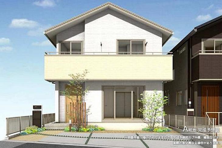 【ダイワハウス】セキュレア津観音寺町 (分譲住宅)の画像