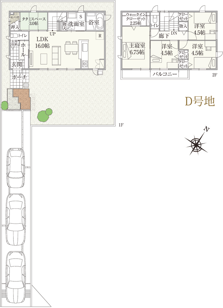 【ダイワハウス】セキュレア塔ノ木II (分譲住宅)の画像