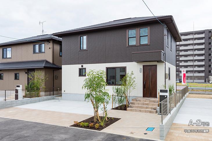 【ダイワハウス】セキュレア新道上 (分譲住宅)の画像