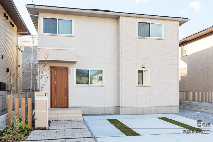 【ダイワハウス】セキュレア高松伏石町VII (分譲住宅)の画像