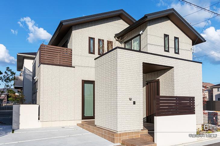 【ダイワハウス】まちなかジーヴォ高松伏石町VII (分譲住宅)の画像