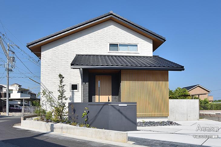 【ダイワハウス】まちなかジーヴォ初生町 (分譲住宅)の画像