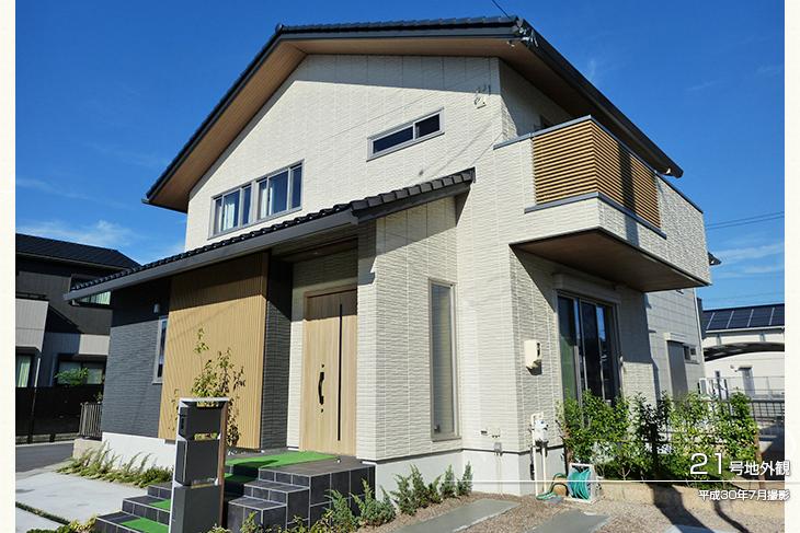 【ダイワハウス】まちなかジーヴォ川井町III (分譲住宅)の画像