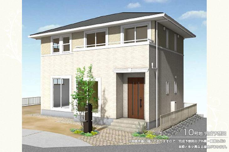 【ダイワハウス】セキュレア名張東町 (分譲住宅)の画像