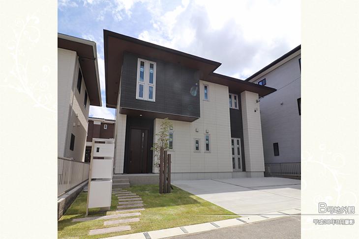 【ダイワハウス】まちなかジーヴォ牟呂中村 B号地(分譲住宅)の画像