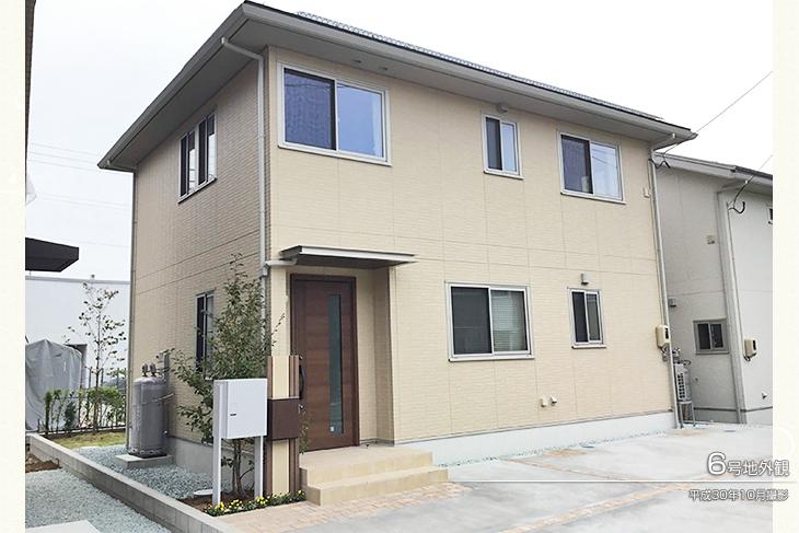 【ダイワハウス】セキュレア馬見ヶ崎II (分譲住宅)の画像