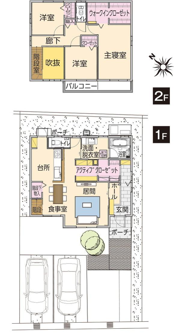 【ダイワハウス】セキュレア秋津町 (分譲住宅)の画像