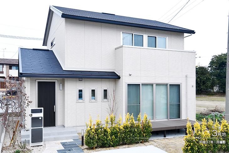 【ダイワハウス】セキュレア宿町 (分譲住宅)の画像