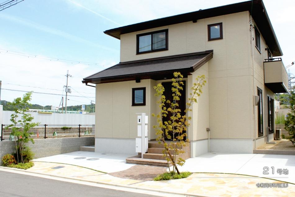 【ダイワハウス】セキュレア岡崎 (分譲住宅)の画像