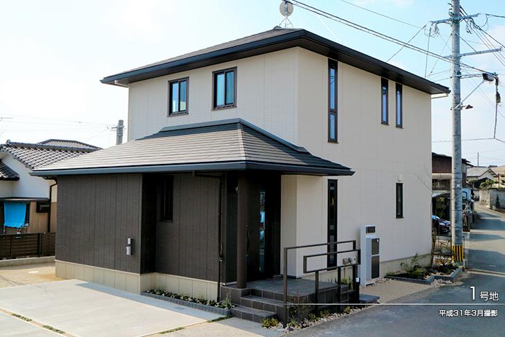 【ダイワハウス】セキュレア本鳥栖 (分譲住宅)の画像