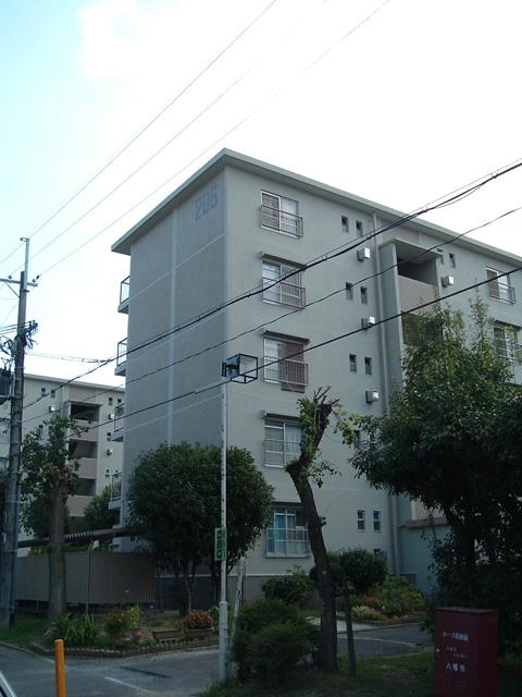 男山第3住宅 206棟(収益物件)