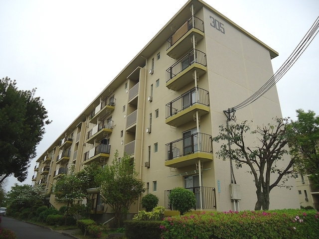 男山第4住宅 305棟
