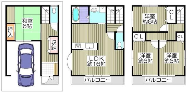 大阪府枚方市渚西