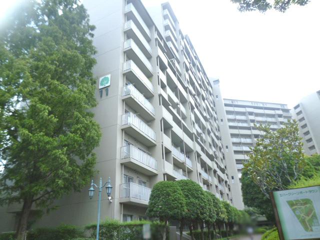 エバ-グリ-ンポ-トタウン11号棟