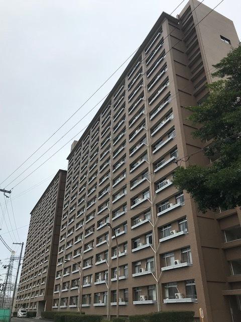 中津リバーサイドコーポA棟