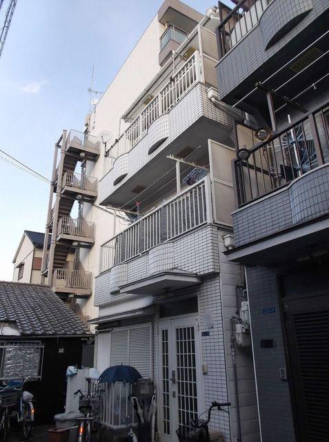大阪府大阪市西成区松