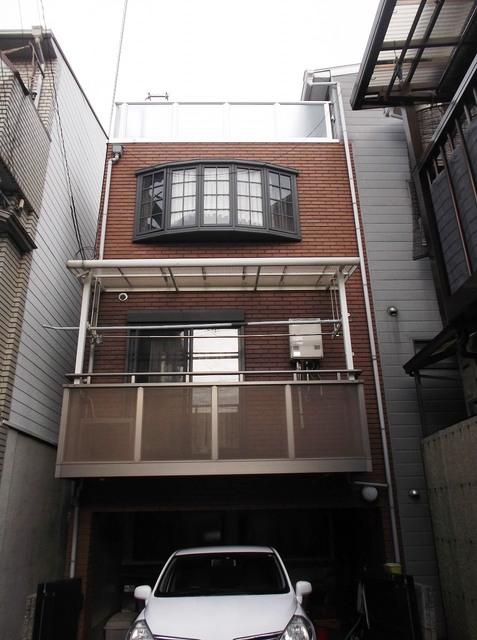 大阪府大阪市西成区橘