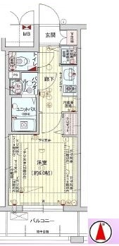 プレサンス福島ニュ-ゲ-ト