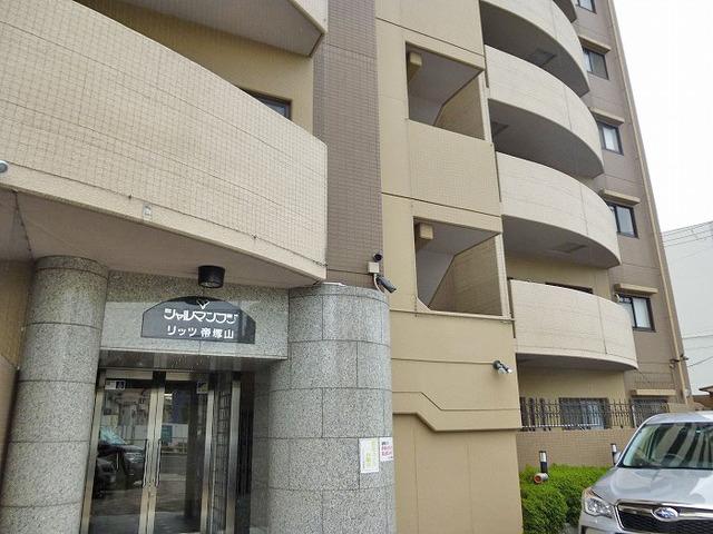 シャルマンフジ・リッツ帝塚山 外観