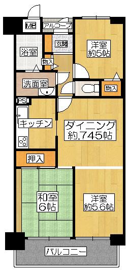 松原ア-バンコンフォ-ト