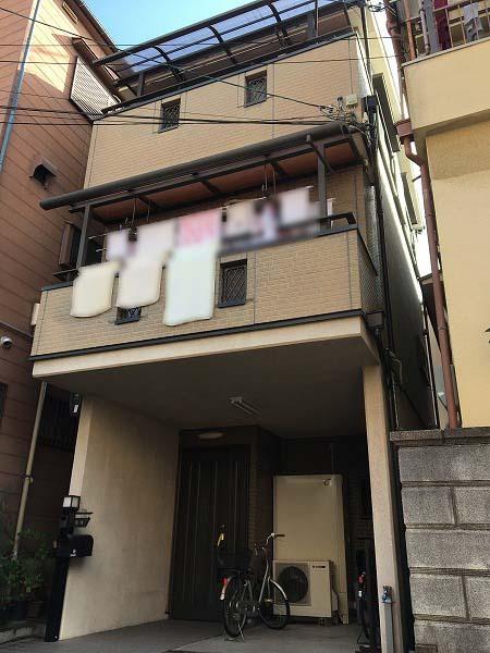 大阪府八尾市東弓削