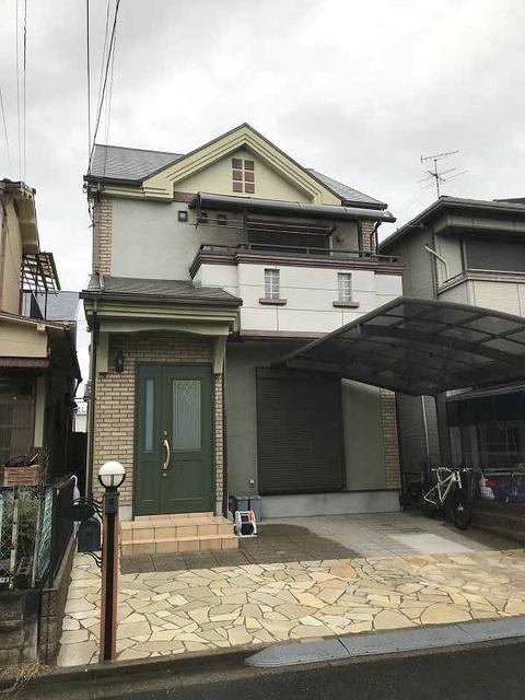 大阪府八尾市二俣