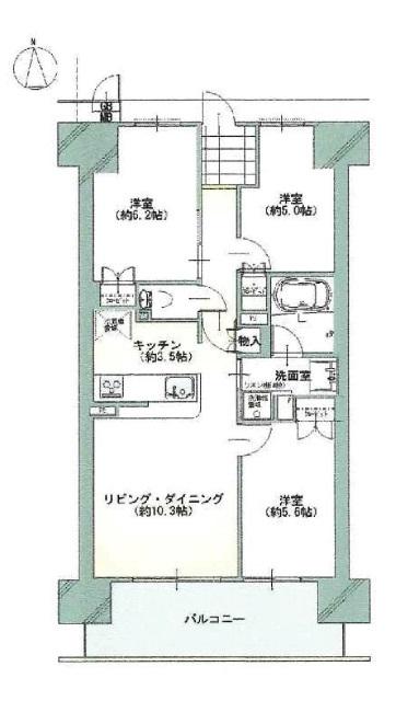 シャルマンフジスマ-ト吉田駅前ステ-ショ