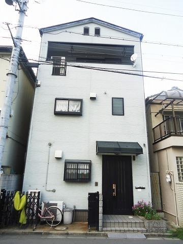 大阪府堺市北区中長尾町