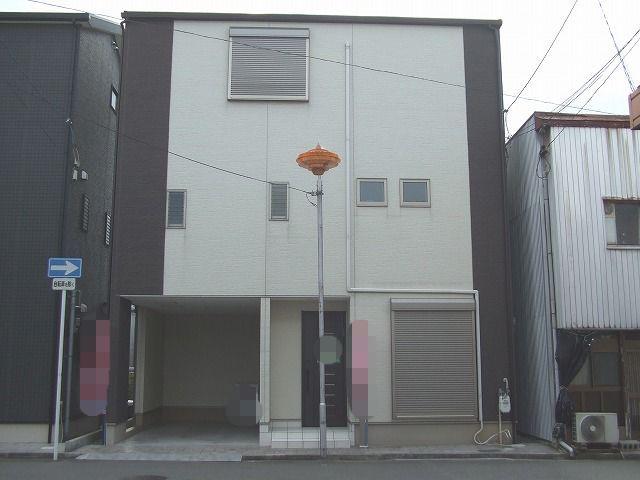 大阪府堺市堺区南半町西