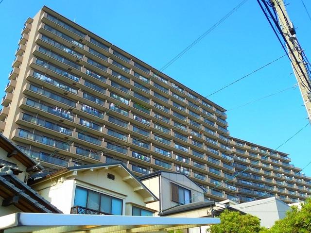 ファミ-ルハイツ上野芝I番館
